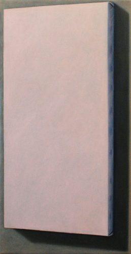 Canvas 2.  Olie op katoen.  80 bij 40 cm.  2021